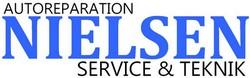 Nielsen Service & Teknik Logo