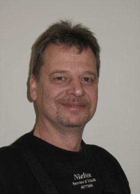 Michael Nielsen - Ejer af Autoværksted i Haslev